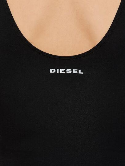 Diesel - UFBY-BODYTHREEPACK, Schwarz - Bodys - Image 4