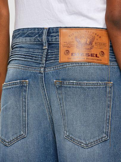 Diesel - D-Reggy 009RK, Mittelblau - Jeans - Image 4