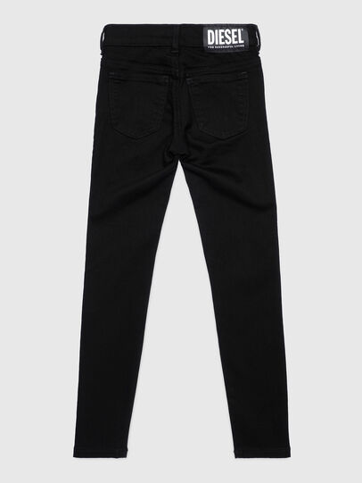 Diesel - DHARY-J, Schwarz - Jeans - Image 2