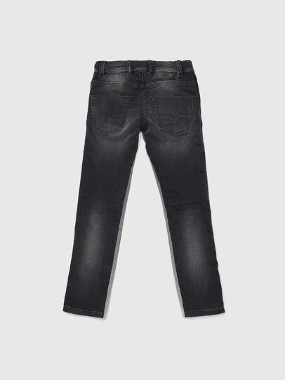 Diesel - KROOLEY-J JOGGJEANS, Schwarz - Jeans - Image 2