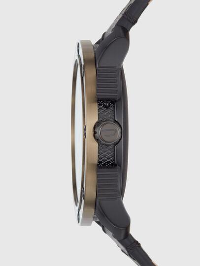 Diesel - DT2016, Schwarz/Bronze - Smartwatches - Image 3