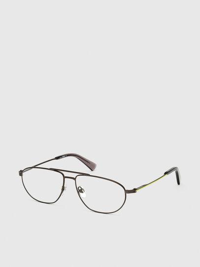 Diesel - DL5359, Schwarz - Korrekturbrille - Image 2