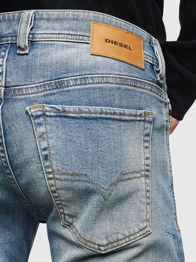 Diesel - Sleenker CN057, Hellblau - Jeans - Image 4