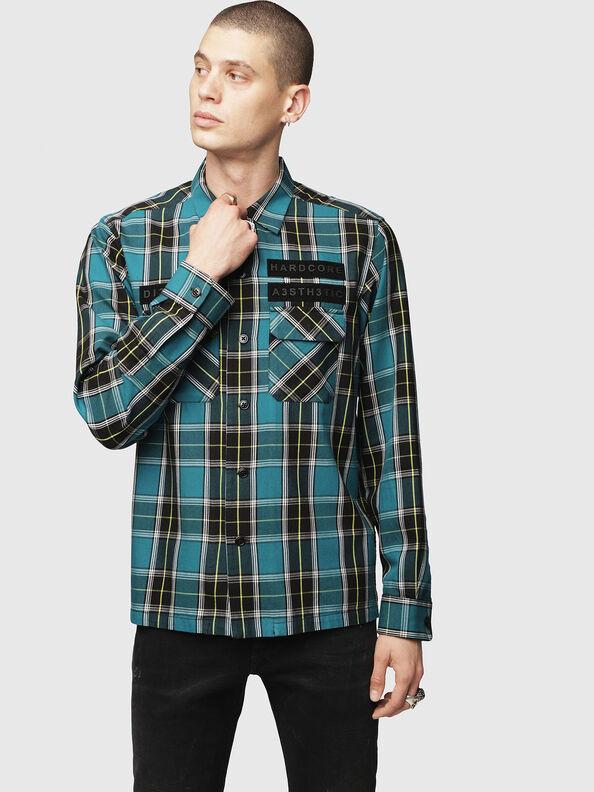 S-TAKESHI,  - Hemden