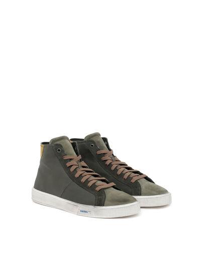 Diesel - S-MYDORI MC, Armeegrün - Sneakers - Image 2