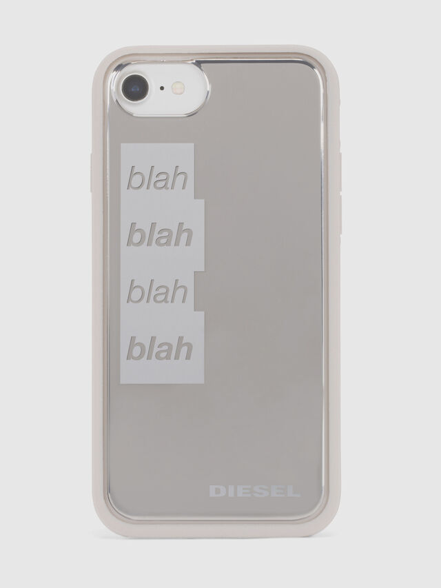 BLAH BLAH BLAH IPHONE 8 PLUS/7 PLUS/6s PLUS/6 PLUS CASE, Weiß