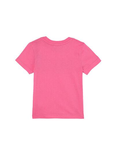 Diesel - TJUSTLOGOB-FL MC-R, Rosa - T-Shirts und Tops - Image 2