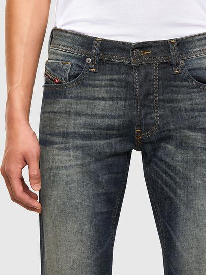Diesel - Larkee 009EP, Dunkelblau - Jeans - Image 4