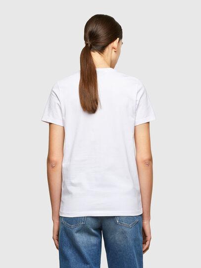 Diesel - T-SILY-K8, Weiß - T-Shirts - Image 2