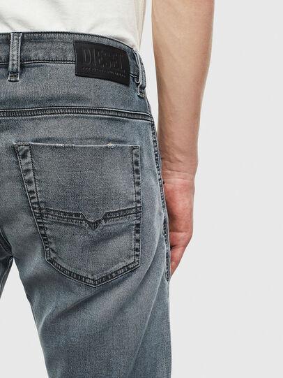Diesel - Krooley JoggJeans 069LT, Dunkelblau - Jeans - Image 4