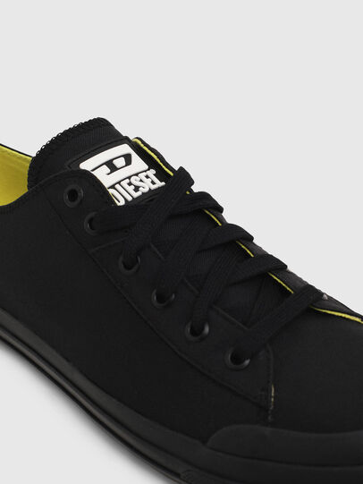 Diesel - S-ASTICO LOW CUT, Schwarz - Sneakers - Image 4