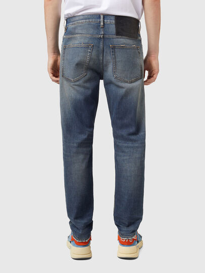 Diesel - D-Fining Z9A05, Mittelblau - Jeans - Image 2
