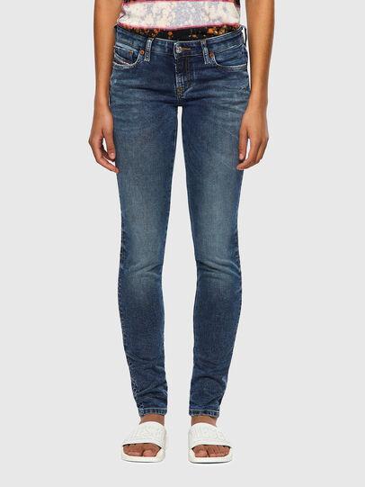 Diesel - GRACEY JoggJeans® 069SR, Dunkelblau - Jeans - Image 1