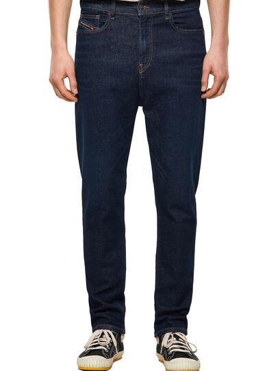 Diesel - D-VIDER JoggJeans® Z69VI, Dunkelblau - Jeans - Image 1
