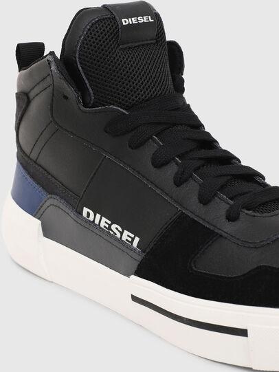 Diesel - S-DESE MG MID, Schwarz - Sneakers - Image 4