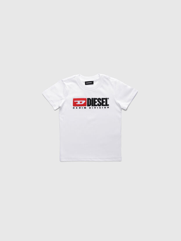 TJUSTDIVISIONB-R, Weiß - T-Shirts und Tops