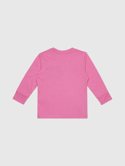 Diesel - TDIEGOCUTYB-FL ML-R, Rosa - T-Shirts und Tops - Image 2