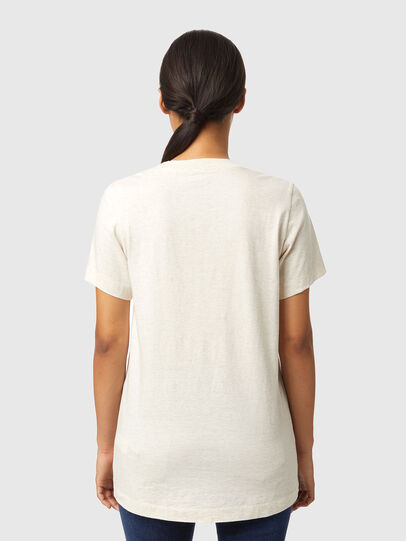 Diesel - T-LILLY-B1, Weiß - T-Shirts - Image 2
