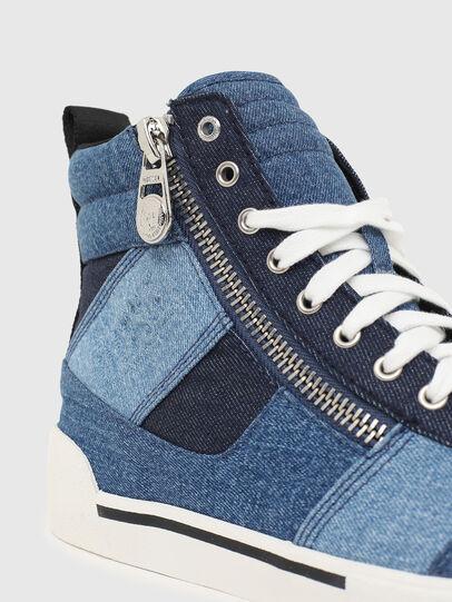 Diesel - S-DVELOWS MID CUT, Blau - Sneakers - Image 4