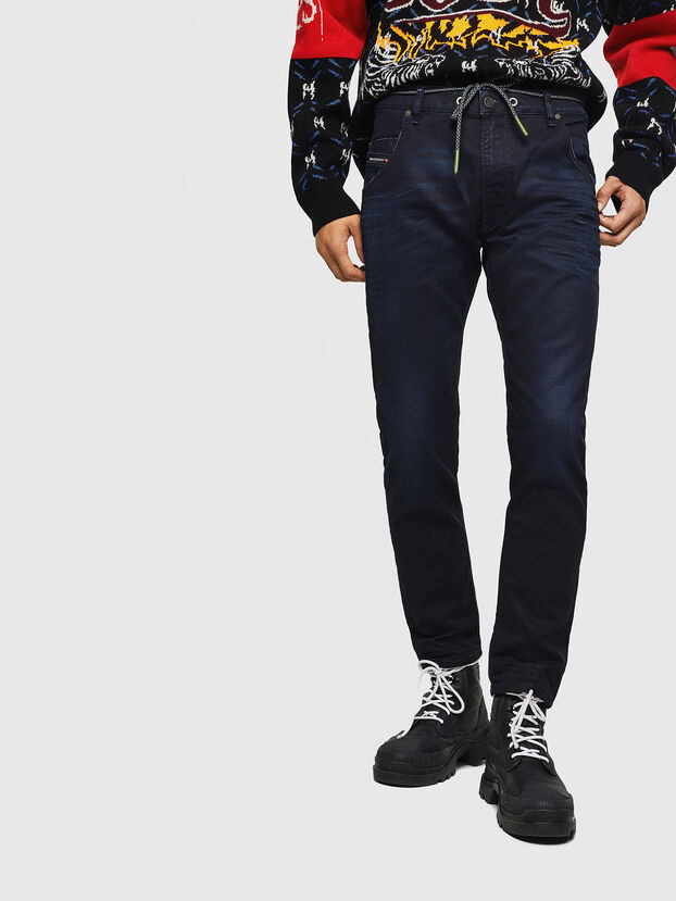 Krooley JoggJeans 069IC, Dunkelblau - Jeans