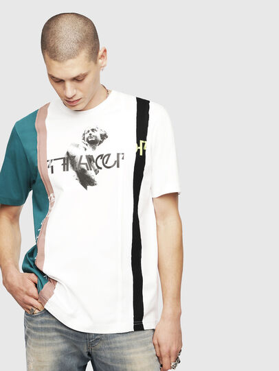 Diesel - T-JUST-SPACE-A,  - T-Shirts - Image 1