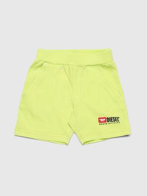 PUXXYB, Neongelb - Kurze Hosen