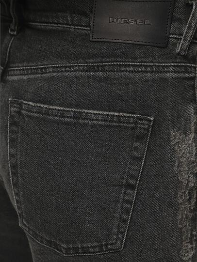 Diesel - Aryel 085AJ, Schwarz/Dunkelgrau - Jeans - Image 5