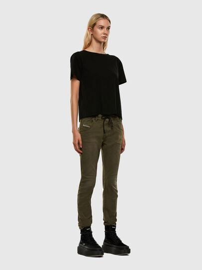 Diesel - KRAILEY JoggJeans® 0670M, Armeegrün - Jeans - Image 5
