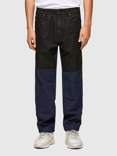 Diesel - D-Azerr JoggJeans® 0DDAY, Dunkelblau - Jeans - Image 1