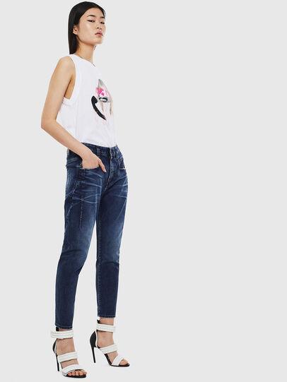 Diesel - Fayza 009BY, Dunkelblau - Jeans - Image 6