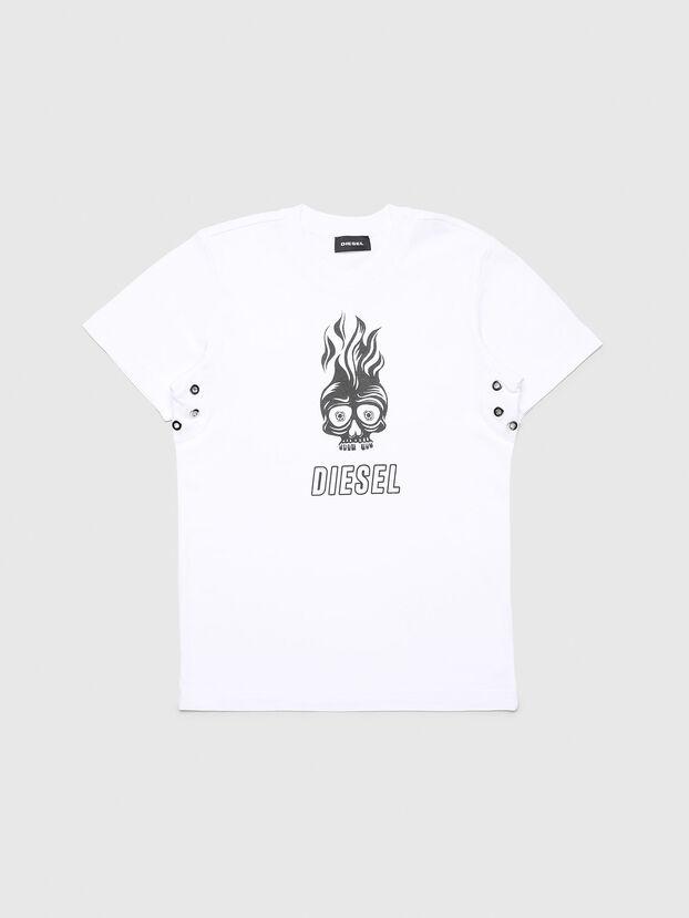 TUSILYWQ, Weiß - T-Shirts und Tops