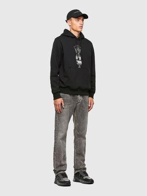 Larkee 009KA, Hellgrau - Jeans