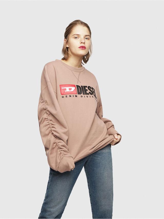 Diesel - F-ARAP, Gesichtspuder - Sweatshirts - Image 1
