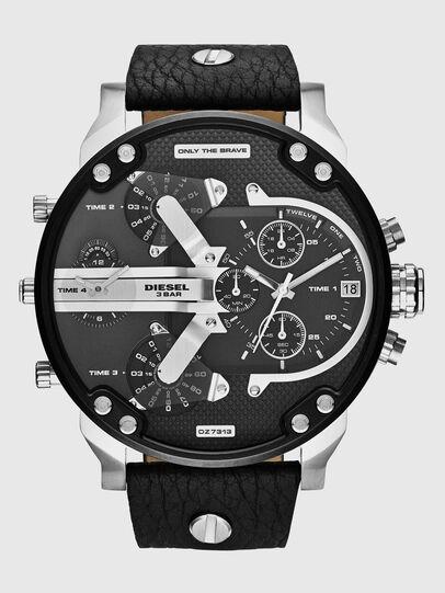 Diesel - DZ7313 MR. DADDY 2.0, Schwarz - Uhren - Image 1