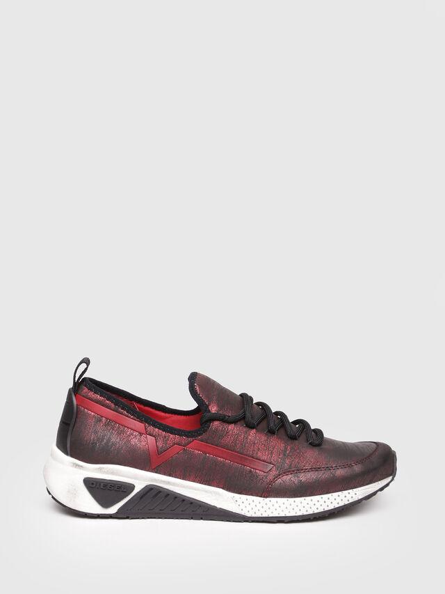 Diesel - S-KBY, Bordeauxrot - Sneakers - Image 1