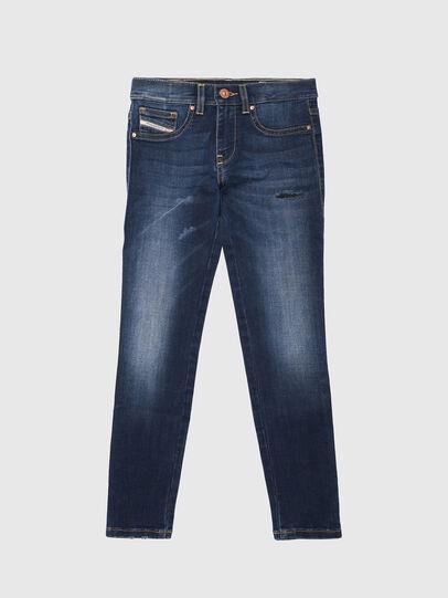 Diesel - DHARY-J, Dunkelblau - Jeans - Image 1