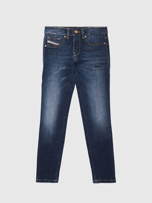 DHARY-J, Dunkelblau - Jeans