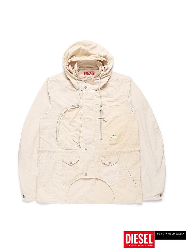 ACW-JK03, Weiß - Denim Jacken