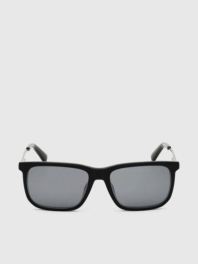 Diesel - DL0309, Schwarz - Sonnenbrille - Image 1
