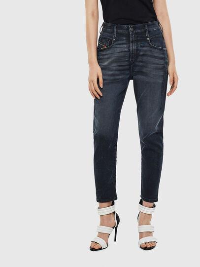 Diesel - FAYZA JoggJeans® 069MD, Dunkelblau - Jeans - Image 1