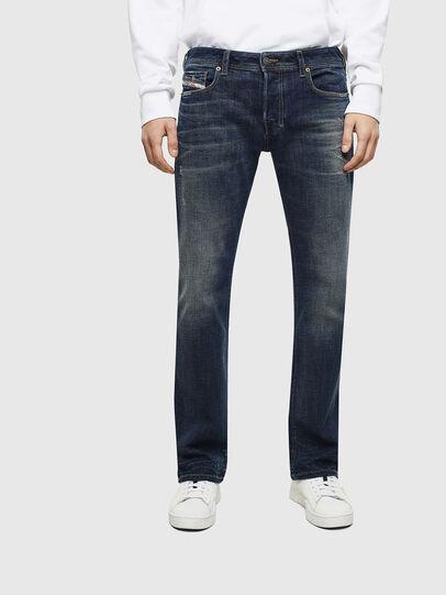 Diesel - Zatiny 0096U, Dunkelblau - Jeans - Image 1