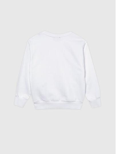 Diesel - SCREWDOSKY OVER, Weiß - Sweatshirts - Image 2