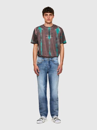 Diesel - D-Fining 009NS, Hellblau - Jeans - Image 5