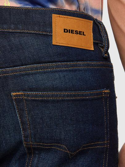 Diesel - D-Luster 009EQ, Dunkelblau - Jeans - Image 3