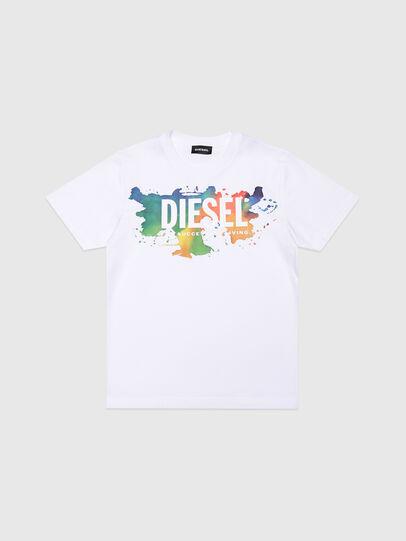 Diesel - TDOSKY, Weiß - T-Shirts und Tops - Image 1