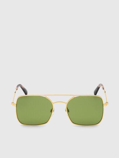 Diesel - DL0302, Gold - Sonnenbrille - Image 1