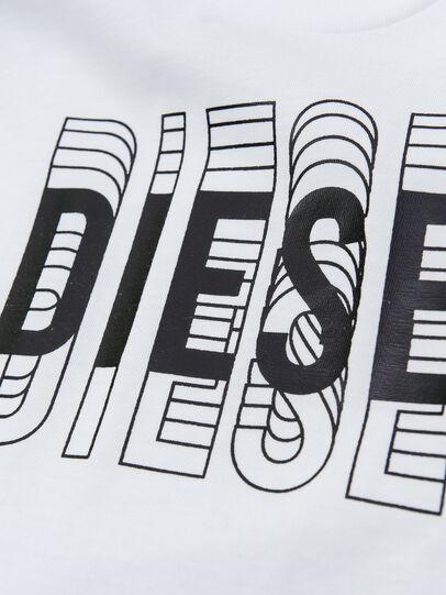 Diesel - TSILYDIESEL, Weiß - T-Shirts und Tops - Image 3