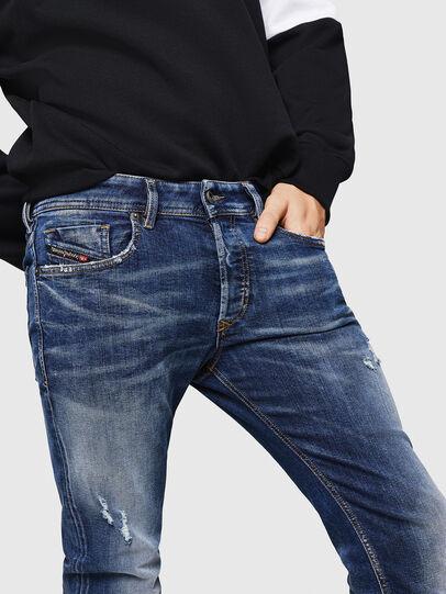 Diesel - Sleenker 069HQ, Mittelblau - Jeans - Image 3