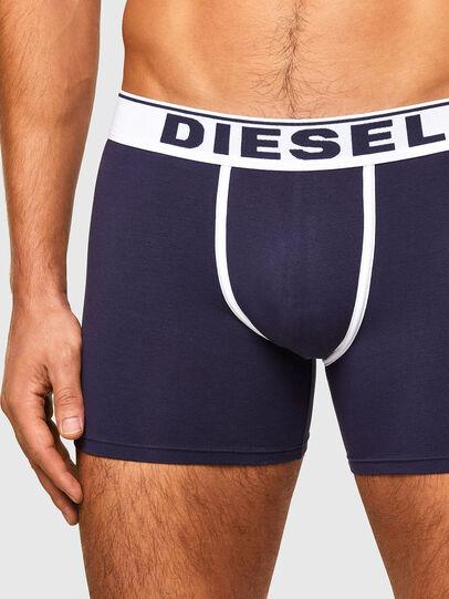 Diesel - UMBX-SEBASTIANTHREEP, Blau/Weiss - Boxershorts - Image 4