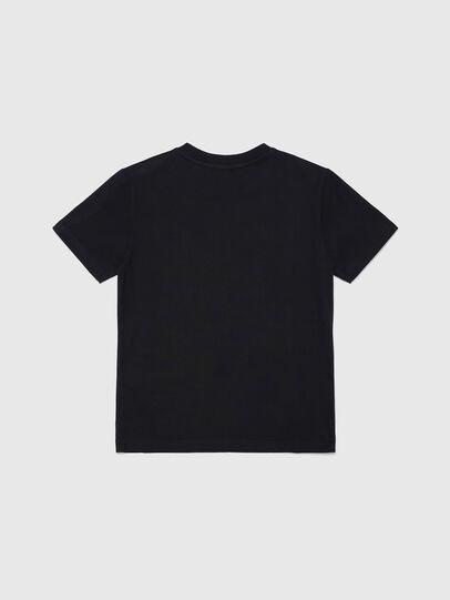 Diesel - TJUSTMCA1, Schwarz - T-Shirts und Tops - Image 2